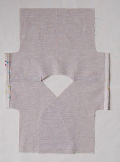 Newborn Kimono Shirt | Purl Soho - Create