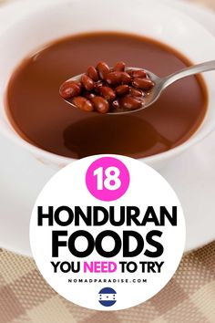 Honduran Recipes, Honduran Food, Fried Pork, Fried Fish, Fried Corn Tortillas, Goat Milk Recipes, Around The World Food, Sweet Chili, Bean Soup