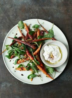 Carrot salad / Wholesome Foodie <3