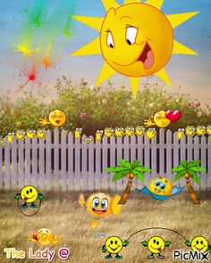 × - [board_name] - Guten Morgen Emoji Images, Emoji Pictures, Gif Pictures, Good Morning Good Night, Good Morning Quotes, Funny Emoji Faces, Animated Emoticons, Good Night Gif, Morning Greetings Quotes