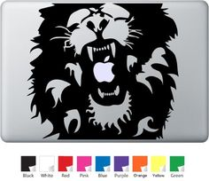 Lion by MacDecals.com for Macbook, Air, Pro or Ipad