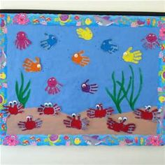 Under the Sea Bulletin Board - Bing images