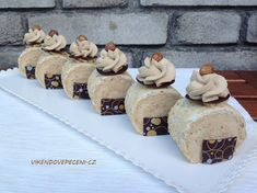 Chocolate Truffles, Sweet Cakes, Cheesecake, Stuffed Mushrooms, Food And Drink, Cupcakes, Vegetables, Stuff Mushrooms, Cupcake Cakes