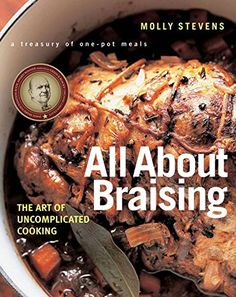 Presents detailed cooking instructions for braising a variety of meat and vegetable dishes, with advice on shopping for food and choosing ingredients. Cookbook Recipes, Real Food Recipes, Braiser Recipes, Perfect Pot Roast, Best Cookbooks, Serious Eats, Cooking Instructions, Meal Planner, One Pot Meals
