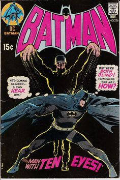 Batman 1940 226 November 1970 Issue DC Comics by ViewObscura, $9.00