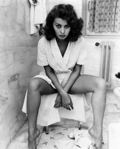 Sophia Loren...Bella Dona