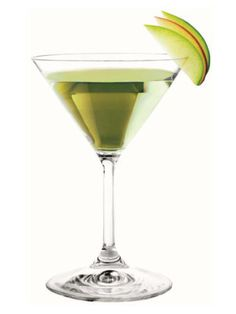 <i>1 oz. Three Olives Vodka<br/>  1 oz. sour apple schnapps<br/>  1 oz. cinnamon schnapps<br/>  1 oz. half & half</i><br/>  Combine all ingredients in a cocktail shaker filled with ice. Shake vigorously and strain into a glass.<br/>  <i>Source: Three Olives Vodka</i>