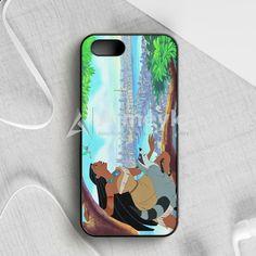 Disney Princess Jasmine Tardis Police Box iPhone 5|5S|SE Case | armeyla.com