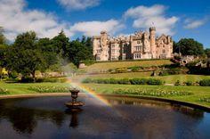 Skibo Castle: Dormir num moderno e luxuoso castelo nas Terras Altas escocesas (fotos) — idealista/news