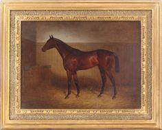 Equestrian, Moose Art, Horses, Bird, The Originals, Antiques, Oil Paintings, Animals, Image
