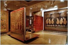 Calico Museum, Ahmedabad, India-  visiting this museum was a religious experience.
