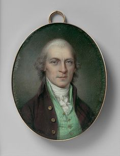 James Peale, Richard Thomas III, 1796