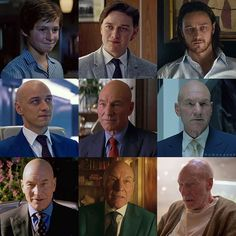 The Life & Times of Professor Charles Xavier. New Logan Trailer due to release in just a few hours!! created by @xmengeek Download images at nomoremutants-com.tumblr.com Key Film Dates Logan: Mar 3 2017 Guardians of the Galaxy Vol. 2: May 5 2017 Spider-Man - Homecoming: Jul 7 2017 Thor: Ragnarok: Nov 3 2017 Black Panther: Feb 16 2018 The Avengers: Infinity War: May 4 2018 Ant-Man & The Wasp: Jul 6 2018 Captain Marvel: Mar 8 2019 The Avengers 4: May 3 2019 #marvelcomics ...