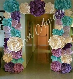 008 Floral baby shower Baby Shower Party Ideas Baby shower