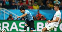 England on brink of exit after 2-1 defeat by Uruguay