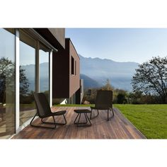 Keter Rio All Weather 3 Piece Lounger Seating Group | AllModern