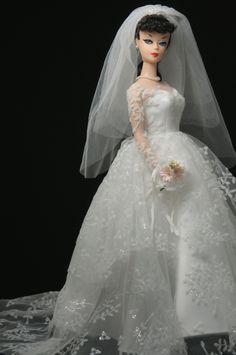 Wedding Day Barbie 1959