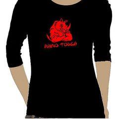 Ladies Shirts printed on American Apparel garments