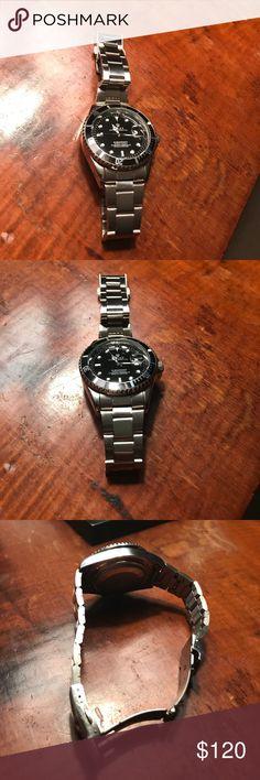 Rolex Watch Rolex submariner black gently worn Accessories Watches