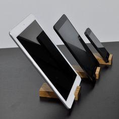 iPad Stand / iPad Air Stand / iPad Mini Stand / by woodworksRD, $15.00