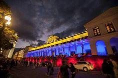 Quito palacio Carondelet Equador Quito, Quito Ecuador, Capital City, Solo Travel, Old Town, Day Trips, Cool Photos, Fair Grounds, America