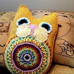 cat #crochet #amigurumi