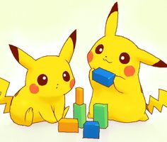 Pikachu. Don't forget to like this Pokemon Facebook page for more cool Pokemon content: http://www.facebook.com/shinydragonairx