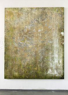 CHRISTIAN HETZEL - metamorphose 2015 - 180 x 150 x 4 cm - Mischtechnik,  Papier auf Leinwand, abst