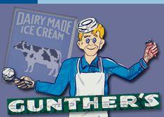 Gunther's Ice Cream Shop