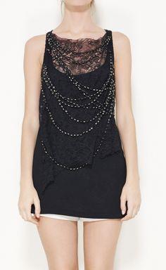 Givenchy Black Top