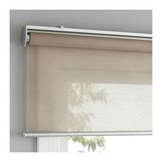 skogsklver roller blind ikea the blind is cordless for increased child safety filters light and reduces reflections on tv and computer screens