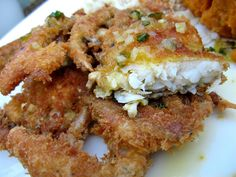 Recipe for Cooking Fried Soft-Shell Crabs