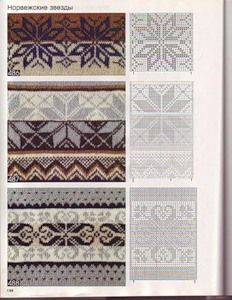 Delicacies in crochet Gabriela: Mochila Wayuu step Fair Isle Knitting Patterns, Vintage Crochet Patterns, Knitting Charts, Weaving Patterns, Knitting Designs, Knitting Stitches, Tejido Fair Isle, Fair Isle Chart, Norwegian Knitting