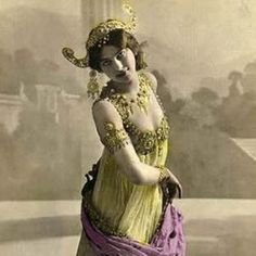 Mata Hari    A Dutch-Frisian exotic dancer in Paris during World War I, Mata Hari also worked as a double agent. She moved to France from her native Netherlands and won acclaim as a dancer with her promiscuity, flirtatiousness and willingness to flaunt her body in a way that was rare in the early 1900s. Since the Netherlands remained neutral during WWI, Mata Hari could move freely between borders as a Dutch subject. She was a courtesan to many high-ranking allied military officers during…
