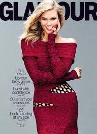 Image result for Karlie Kloss Glamour Magazine