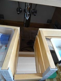 plumbing hack for ikea rinnen and double godmorgon sink plumbing pinterest sinks bath and. Black Bedroom Furniture Sets. Home Design Ideas