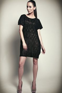 ADOLFO SANCHEZ - Dress - Cheval Nero - black - 191$