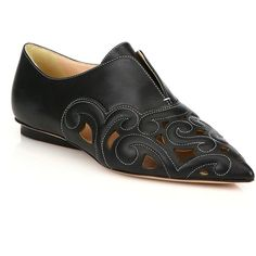 Derek Lam Leather Embroidered Oxfords outlet genuine outlet pick a best buy cheap shop offer 2014 new mECvhgjEMx