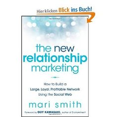 I love relationship marketing. And Mari does a great job.