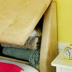 Attractive Hidden Storage Ideas   10 Sly Spots To Put Your Stuff   Bob Vila   Bob Vila