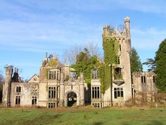 Ruins of Lough Eske Castle | Flickr - Photo Sharing! This old castle has now been restored