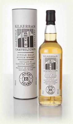 After 12 years and a bundle of Work In Progress bottlings, the first core release of single malt Scotch whisky from the Glengyle Distillery after reopening in 2004 is ready! Whisky Tasting, Single Malt Whisky, 12 Year Old, Scotch Whisky, Distillery, Whiskey Bottle, Cigars, Collection, Scotch Whiskey