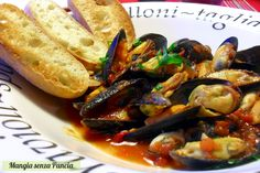 Zuppa di Cozze Piccante, Mangia senza Pancia