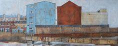 INGLIS, Cate - Scottish artist: - 'Factories'
