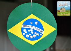 Christmas Around the World: Brazil from The Iowa Farmer's Wife