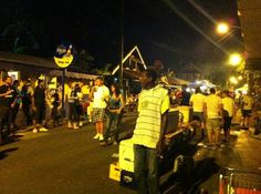 Gros Islet Friday night Street Party (Jump-up); Reviewers said have local currency