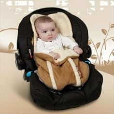 Clair de Lune: this adorable HuggSnugg footmuff for car seats will ensure your little passengers stay warm and happy for the duration of the journey, and beyond! Keep Warm, Stay Warm, Prams, Baby Accessories, Little Ones, Baby Car Seats, Nursery, Children, Journey