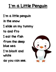 Image result for penguin poem