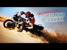 The Raiden Files - Portland to Dakar - A Riding Movie - Icon sends it's best riders on an adventure that tests man and machine to the limit in every condition imaginable. There's action, there's adventure, there's romance, there's drama. It's more than a riding video, it's a movie. Sit back and enjoy the show.