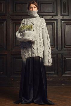 Marina Moscone Fall 2018 Ready-to-Wear Fashion Show Collection: See the complete Marina Moscone Fall 2018 Ready-to-Wear collection. Look 23